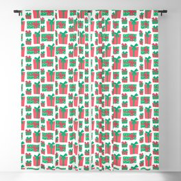 Holiday Gifts Blackout Curtain