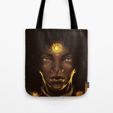 Look into the Sun 2.0 Tote Bag
