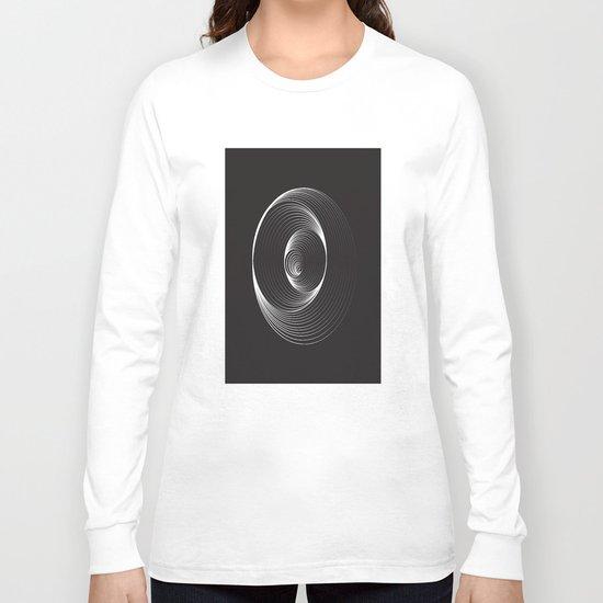 Black Hole - Small Long Sleeve T-shirt