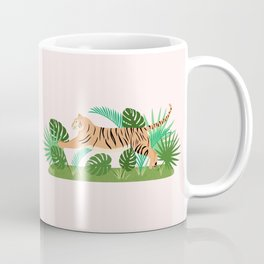 Jungle Cat Coffee Mug