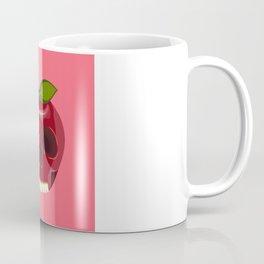 Apple Scull Coffee Mug