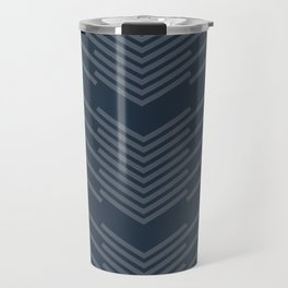 Blue Zags Travel Mug