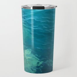 Beau Aqua Travel Mug