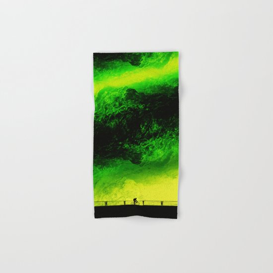 Wildfire Fixie  Hand & Bath Towel