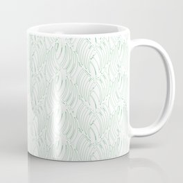 Green Frenzy Coffee Mug