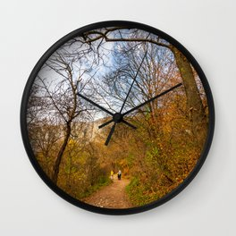 Cheile Turzii, Romania Wall Clock