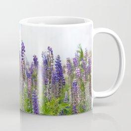 Hundreds of lupines Coffee Mug