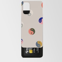 Yin and yang  Android Card Case