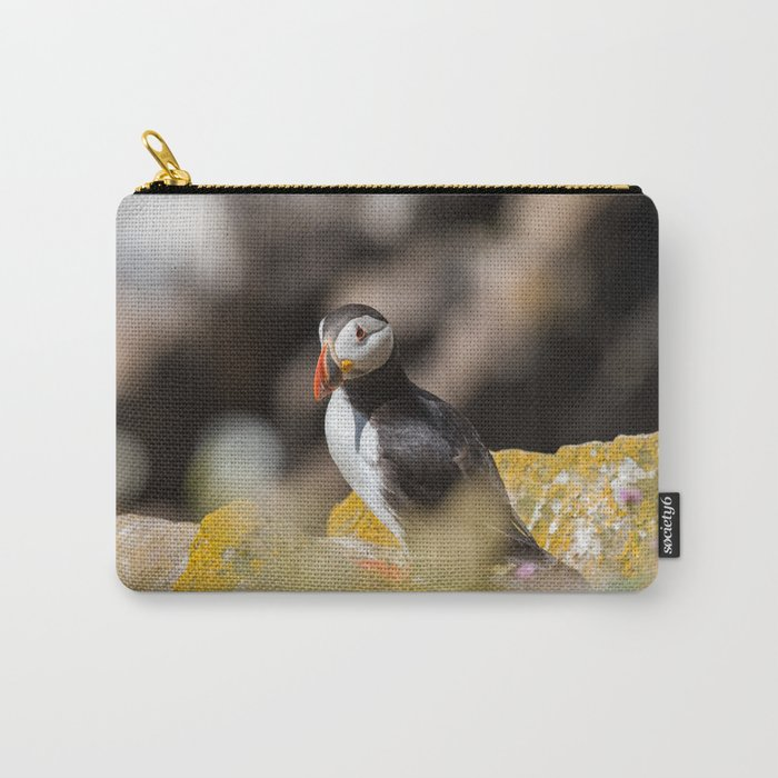 Puffin from Ireland (RR 284) Carry-All Pouch