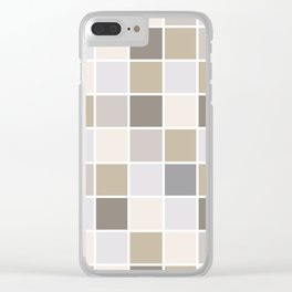 Heaven bound - 3 Clear iPhone Case