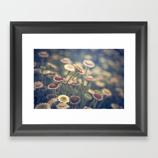on our way out Framed Art Print