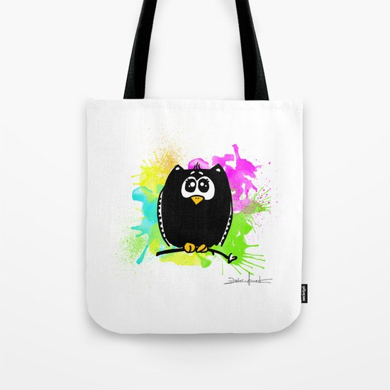 The owl without name ;) Tote Bag