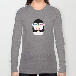 Penguin + Movie Time Long Sleeve T-shirt