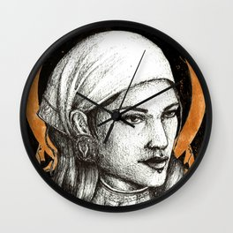 Ladies of Dragon Age: Isabela Wall Clock