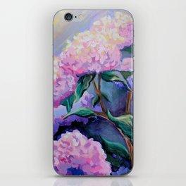 Cape Hydrangeas iPhone Skin