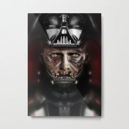 lord v unmasked Metal Print