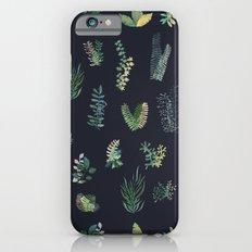 green garden at nigth iPhone 6s Slim Case