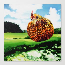 Hector Jiminez Canvas Print