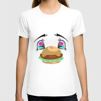 puppycat T-shirts featuring Can i have some? by Fantasma's Fantastic Artistry