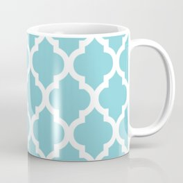 Moroccan Blue Coffee Mug