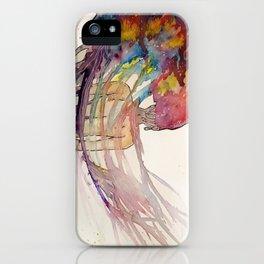 Jellyfish Brain iPhone Case