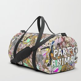 PARTY ANIMAL Duffle Bag
