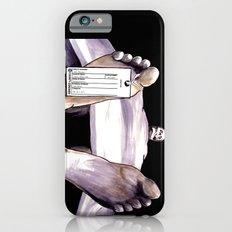 Toe Tag iPhone 6s Slim Case