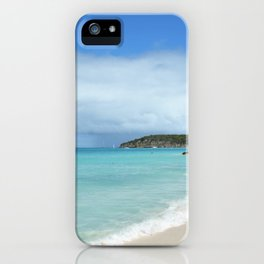 Antigua Beach iPhone Case