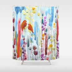 ask me Shower Curtain