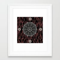 celtic Framed Art Prints featuring Celtic Pattern by Pepita Selles