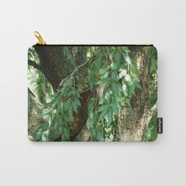 Summer Time Tree Carry-All Pouch