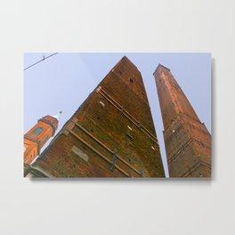 Italian skyscraper Metal Print
