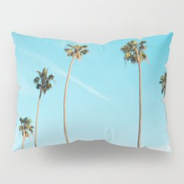 Palm Tree Sunshine Pillow Sham