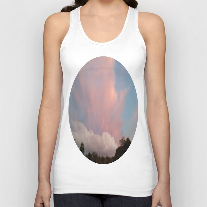 Dance of Two Clouds Unisex Tank Top