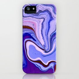 Jeweled Geode iPhone Case