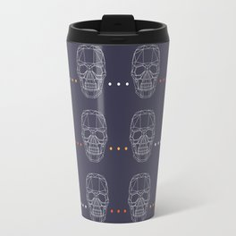 Skulls Travel Mug