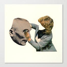 Eye Fisting Canvas Print