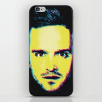 "jesse pinkman iPhone & iPod Skins featuring Breaking Bad ""Jesse Pinkman"" by Steal This Art"