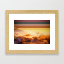 Colorscape V Framed Art Print