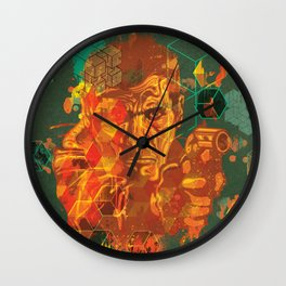 Deckard Wall Clock