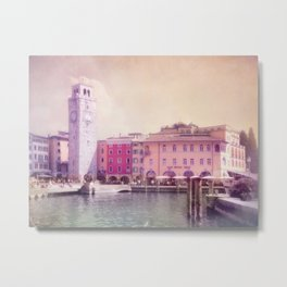 RIVA - Lake Garda - Italy Metal Print