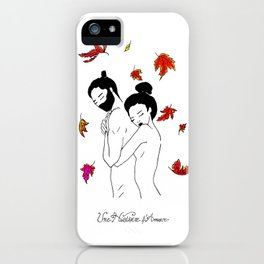 You will forget, and I will remember iPhone Case
