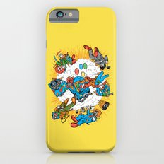 When Clown Cars Explode iPhone 6s Slim Case