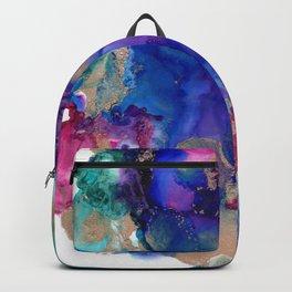 Fluid Rainbow Backpack