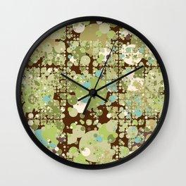 Zen Explosion Wall Clock