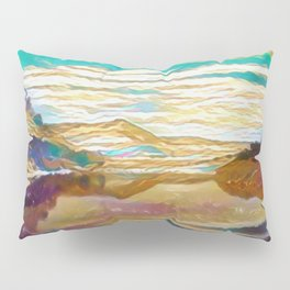 View From The Bridge Pillow Sham