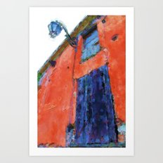 Italia in Color Art Print