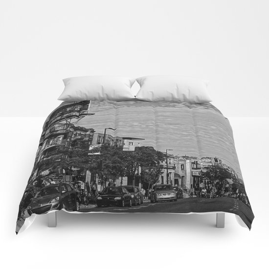 Mile-end Comforters
