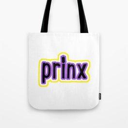Prinx Non-Binary Flag Tote Bag