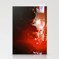 concert Stationery Cards featuring concert by Alexandra Bauer